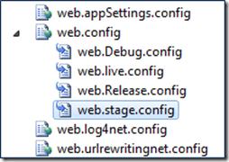 web-configs